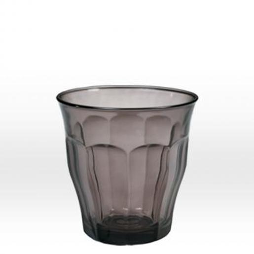 Duralex Picardie 8.45 oz Glass Tumbler - Grey