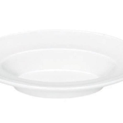 Tafelstern Oval Porcelain Bowl, 6.76 oz. - White